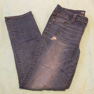 VS Pencil Jean - Medium Wash 14